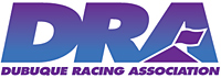 Dubuque Racing Association (DRA) logo