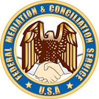 Federal Mediation and Conciliation Service (FMCS) logo